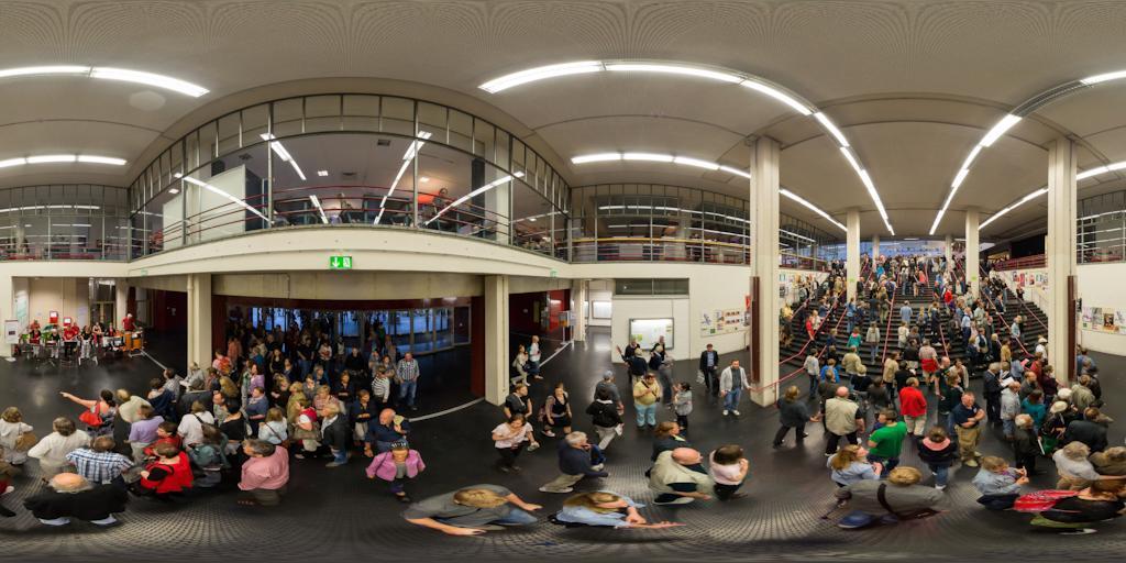 Nacht der Klänge, Universität Bielefeld