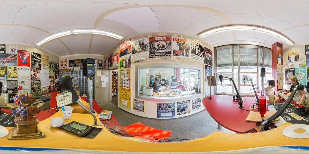 Radio Hertz 87,9 , Universität Bielefeld, Campusradio