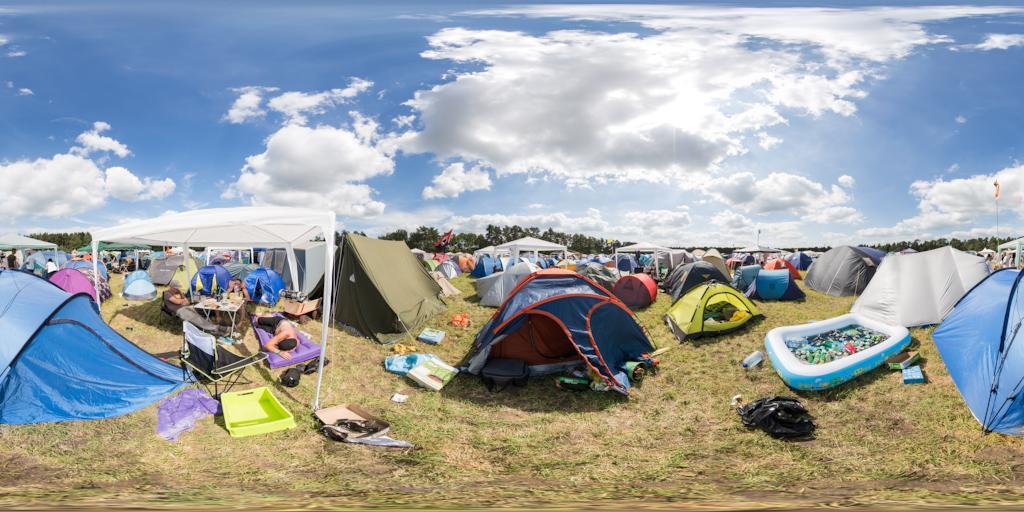 Serengeti Festival, Zeltplatz, Bierdosen, Freitag 19,7.2013