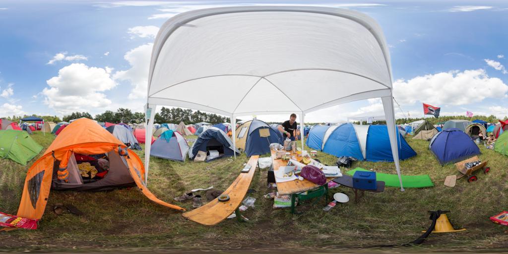 Serengeti Festival, Zeltplatz, Festivaltourismus, Freitag 19,7.2013